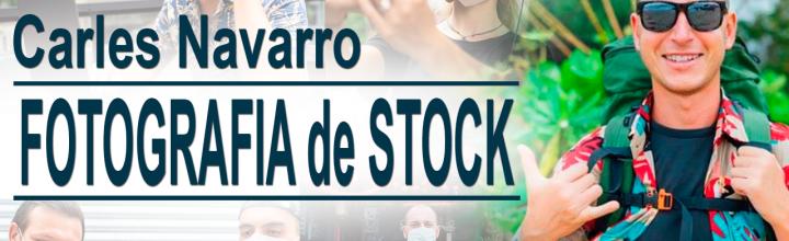 Carles Navarro, Fotografía de Stock